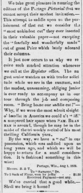 Prescott Journal 1869