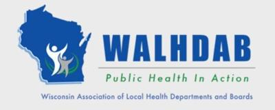 Wisconsin Association of Local Health Departments and Boards logo