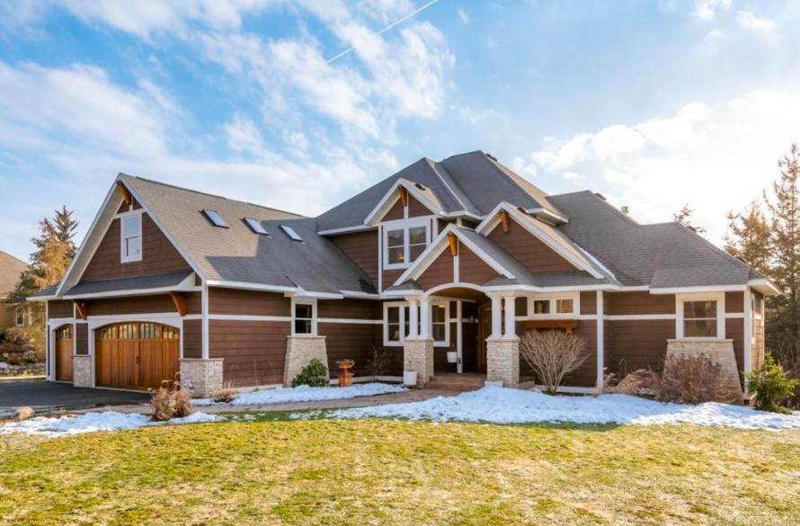 Most expensive house sold in Hudson, Wis. May 2021 1