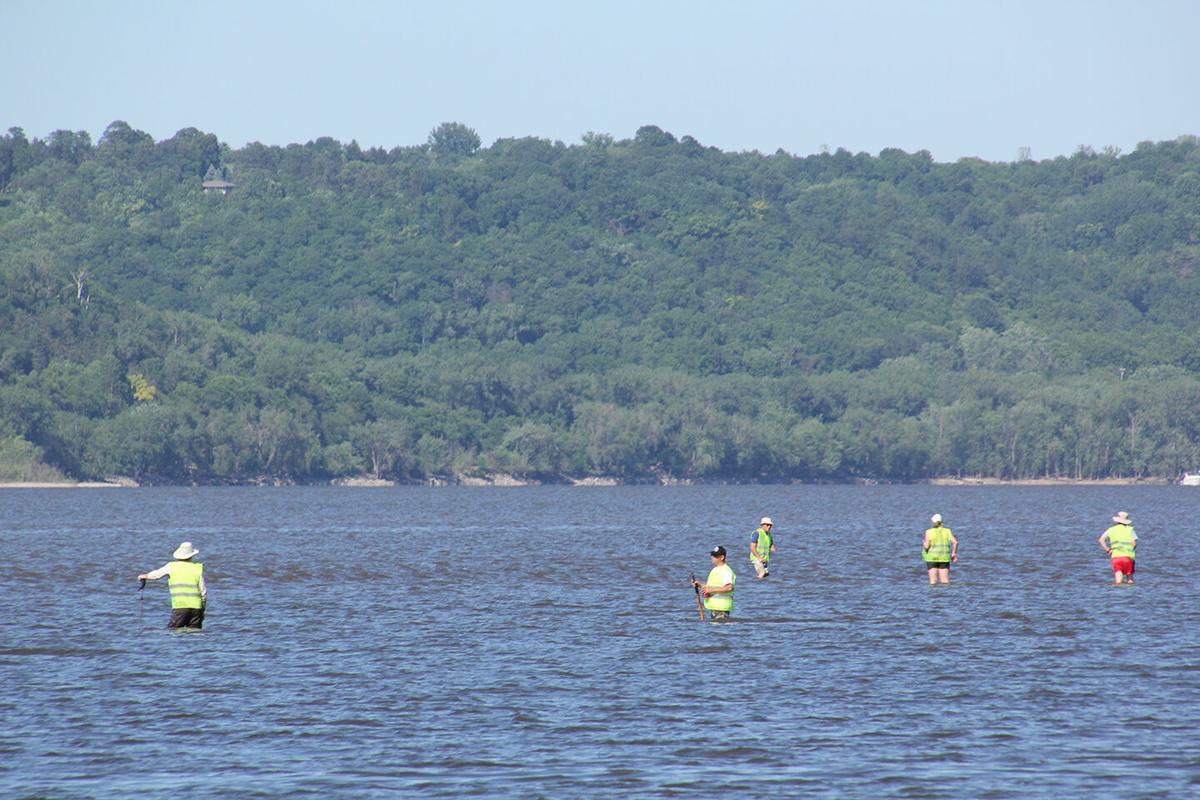 Lake Pepin Legacy Alliance Mississippi River tour 2021