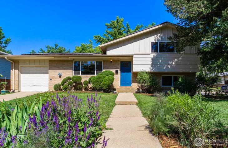 Boulder, Co. house for sale, 1