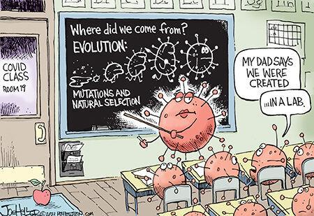 Editorial Cartoon Joe Heller covid lab.JPG
