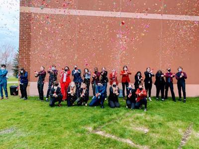 River Falls forensics team celebrates big win