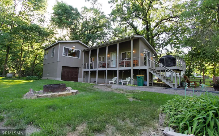 Red Wing, Minn., 1960s house for sale