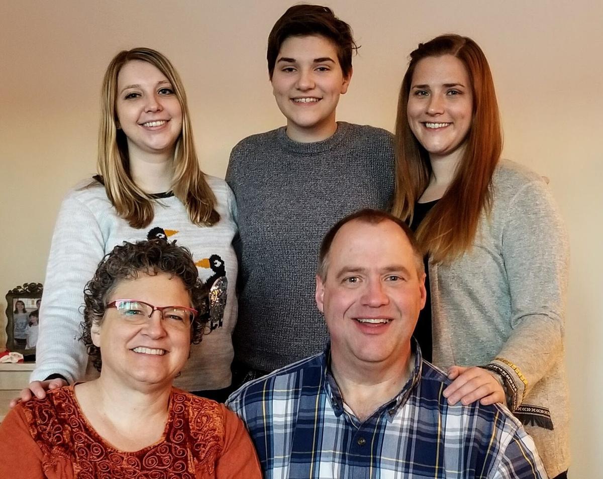 Bob Casey and family