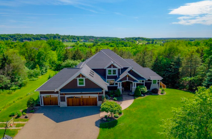 Most expensive house sold in Hudson, Wis. May 2021