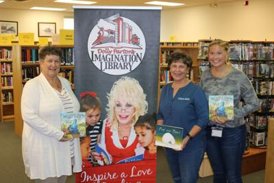 Imagination Library to Pierce and Pepin Counties