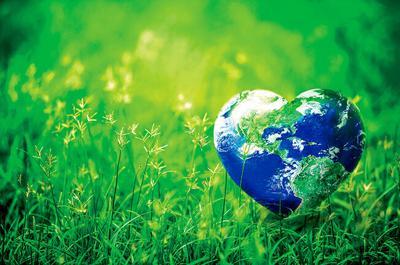 Earth Day heart rtsa