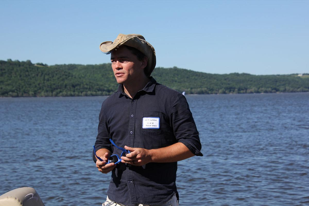 Lake Pepin Legacy Alliance Mississippi River tour 2021 Colin Cureton