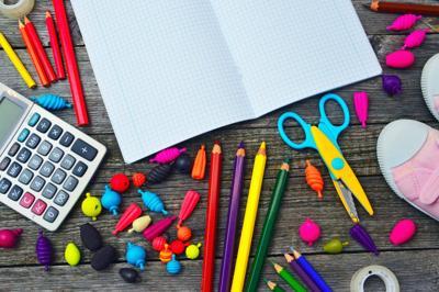 School Supplies RTSA
