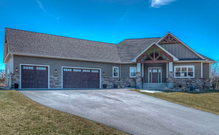 New build with modern luxuries, Hudson, Wis. 1