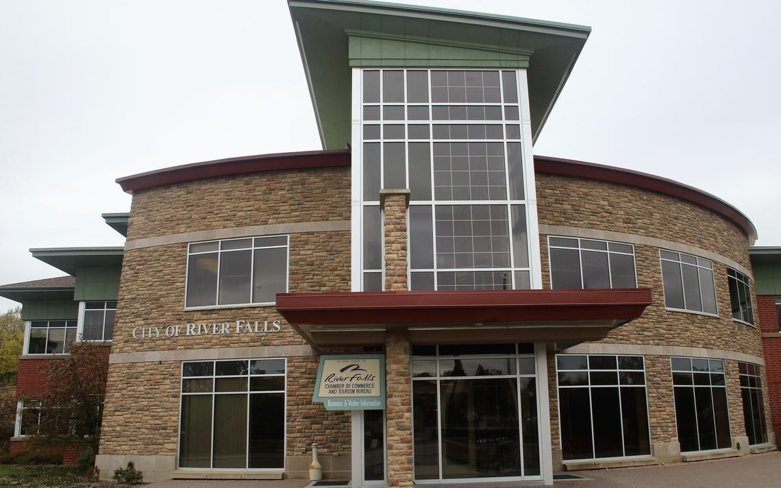 River Falls City Hall