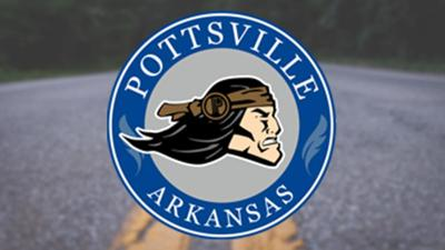 Pottsville Mayor Randy Tankersley makes announcement concerning City of Pottsville's city ball park