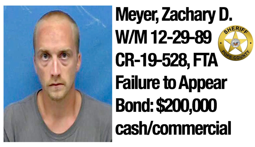 Bond Hearings Pope County Felony Arrests July 1 2019