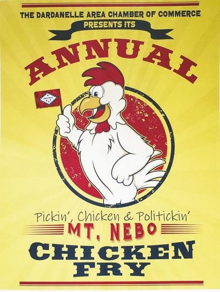 73rd Annual Mt.Nebo Chicken Fry