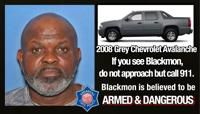 Desha County suspect on the run; Blackmon wanted in murder of ex-wife