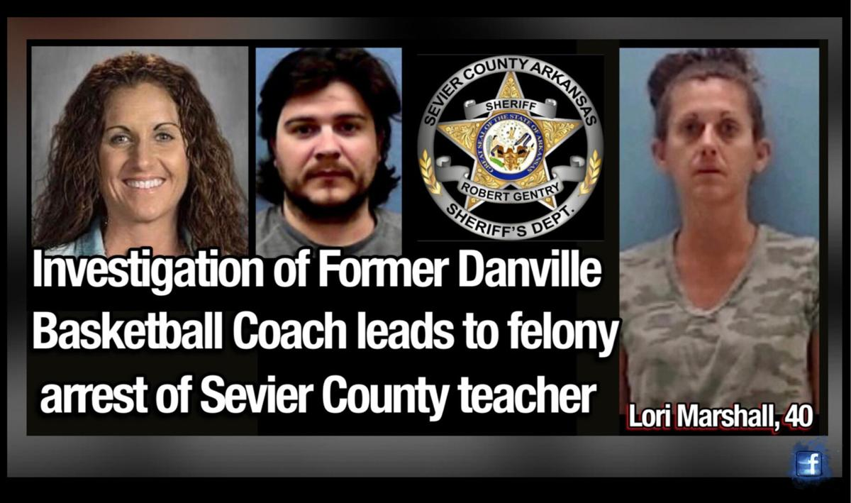 Investigation surrounding former Danville Basketball Coach leads to felony arrest of Sevier County teacher