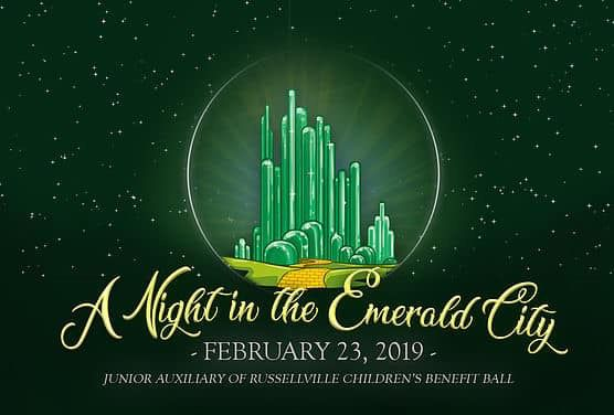Annual Russellville Junior Auxiliary Children's Benefit Ball to be held February 23rd