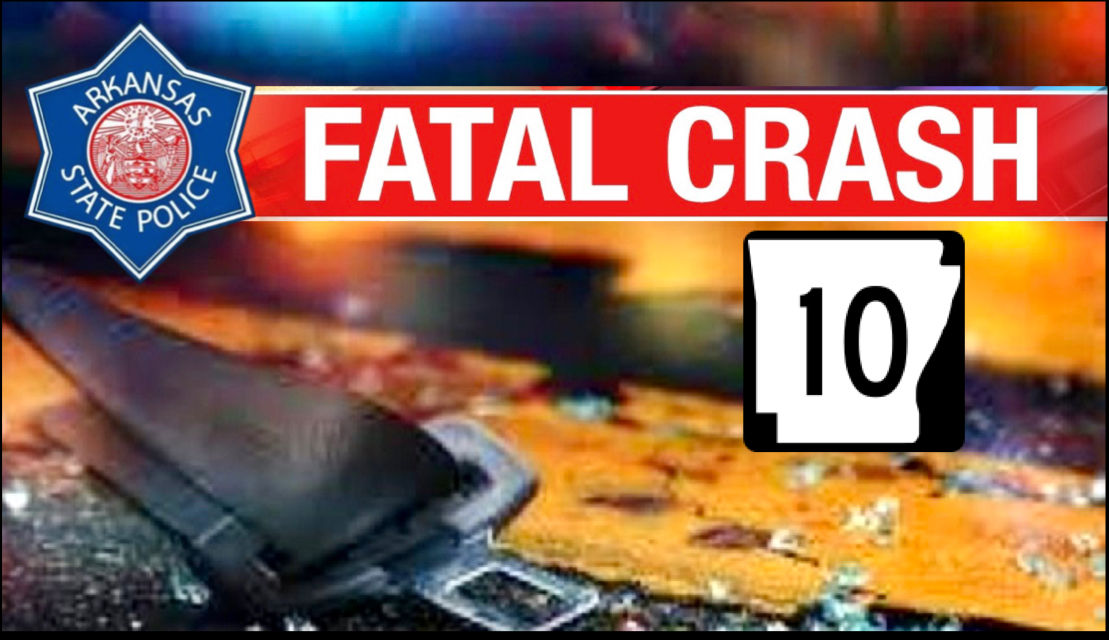 Early morning rollover crash involves fatality on Highway 10 in Ola