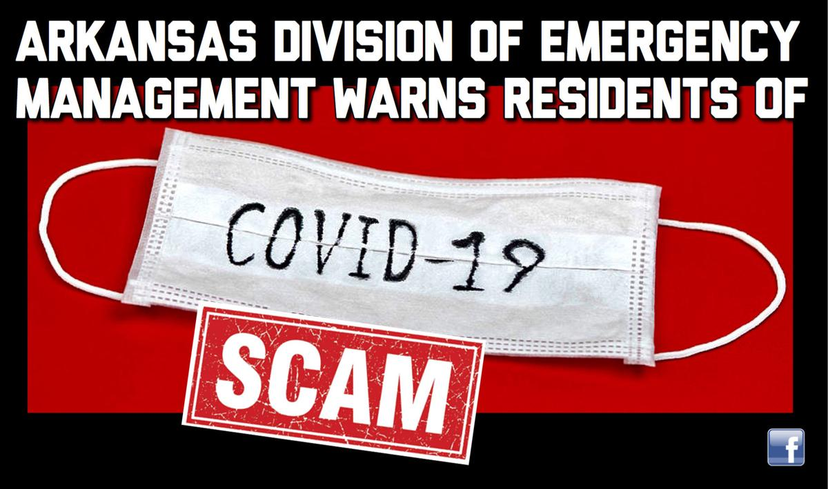 ADEM Warns Against the Latest COVID19 Scam