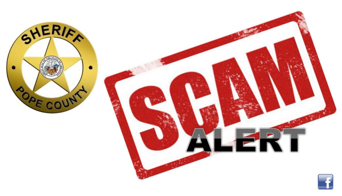 Pope County Sheriff's Office addresses warrant phone scam