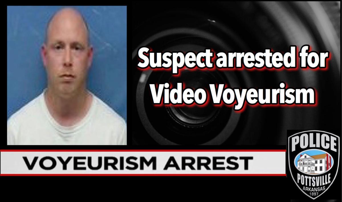 Pottsville Police investigate report of sexual misconduct, arrest man for Video Voyeurism
