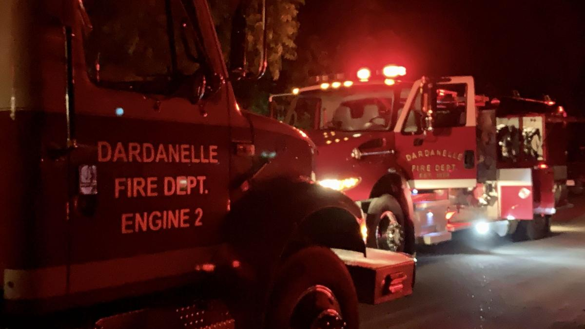 Dardanelle City firefighters eliminate fire threat, protecting home and property