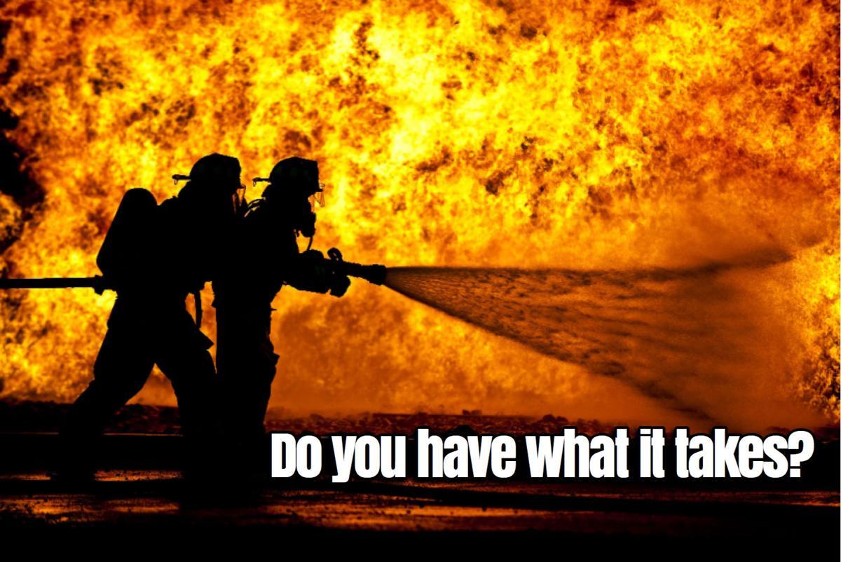 Pope County Rural Fire Departments seek new volunteer firefighters