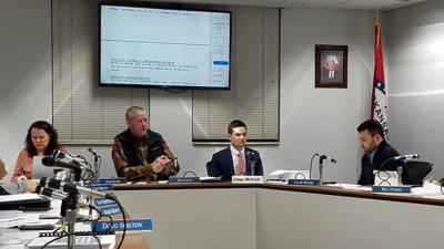 Pope County Quorum Court