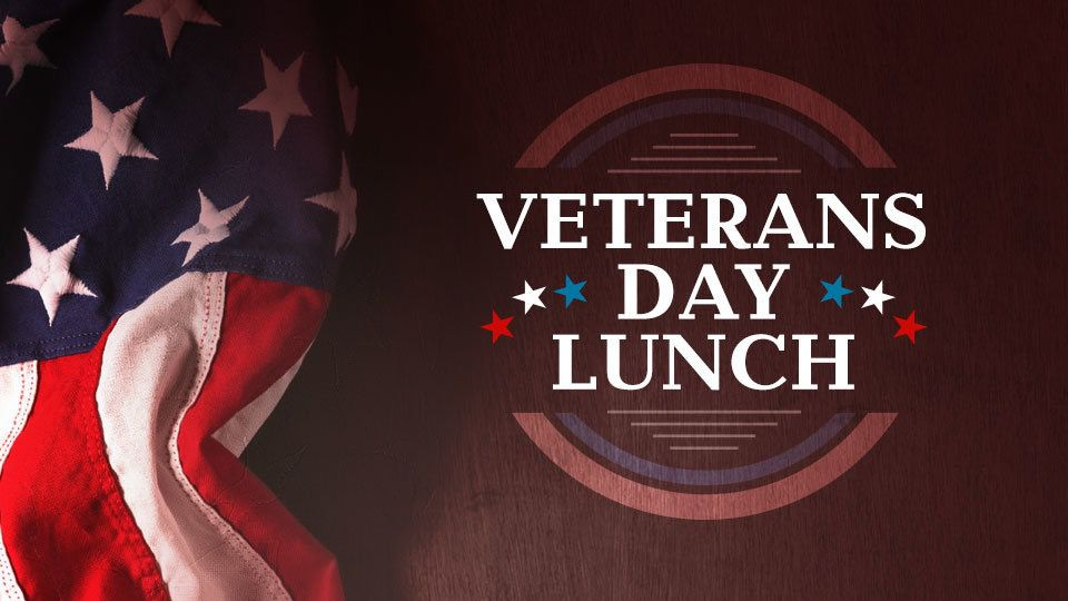 Dover Schools welcome Veterans to free lunch on Veterans Day, Monday, November 11th