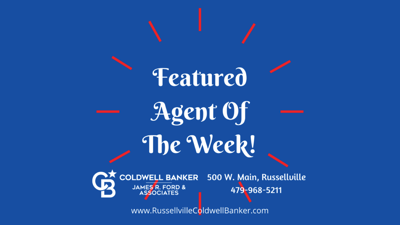 Coldwell Banker Featured Agent of the Week