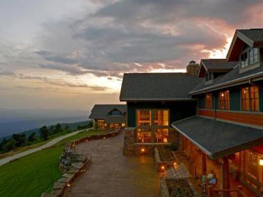 Mount Magazine State Park Lodge