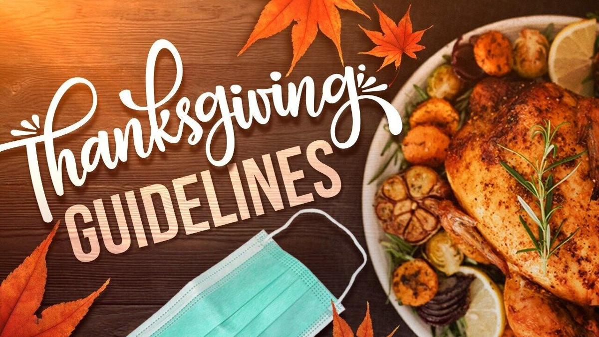 CDC's guidelines for celebrating Thanksgiving during Covid-19 outbreak
