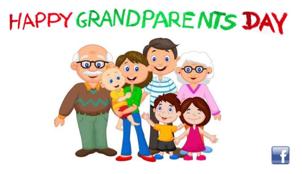 Honoring grandparents on Grandparents Day, Sunday, September 8, 2019