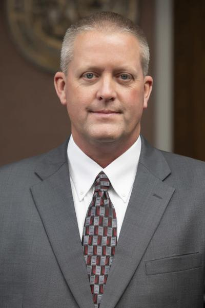 Pope County Judge Ben Cross
