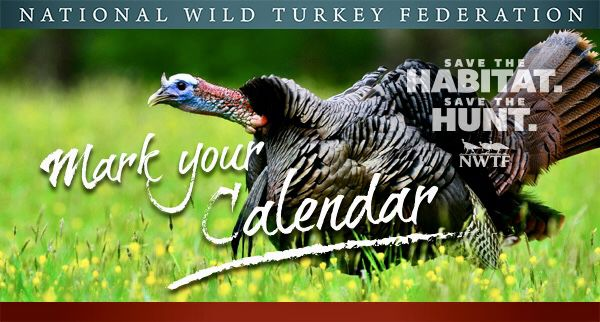 2019 NWTF River Valley Longbeards Hunting Heritage Banquet set for Saturday, March 9th
