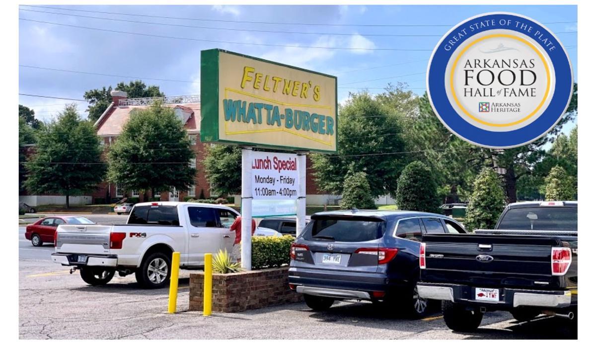 Feltner's Whatta-Burger awarded Arkansas Food Hall of Fame title