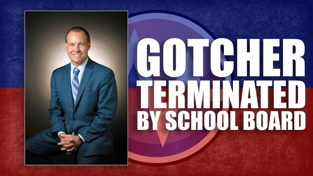 Superintendent Gotcher Terminated by Russellville Board of Education