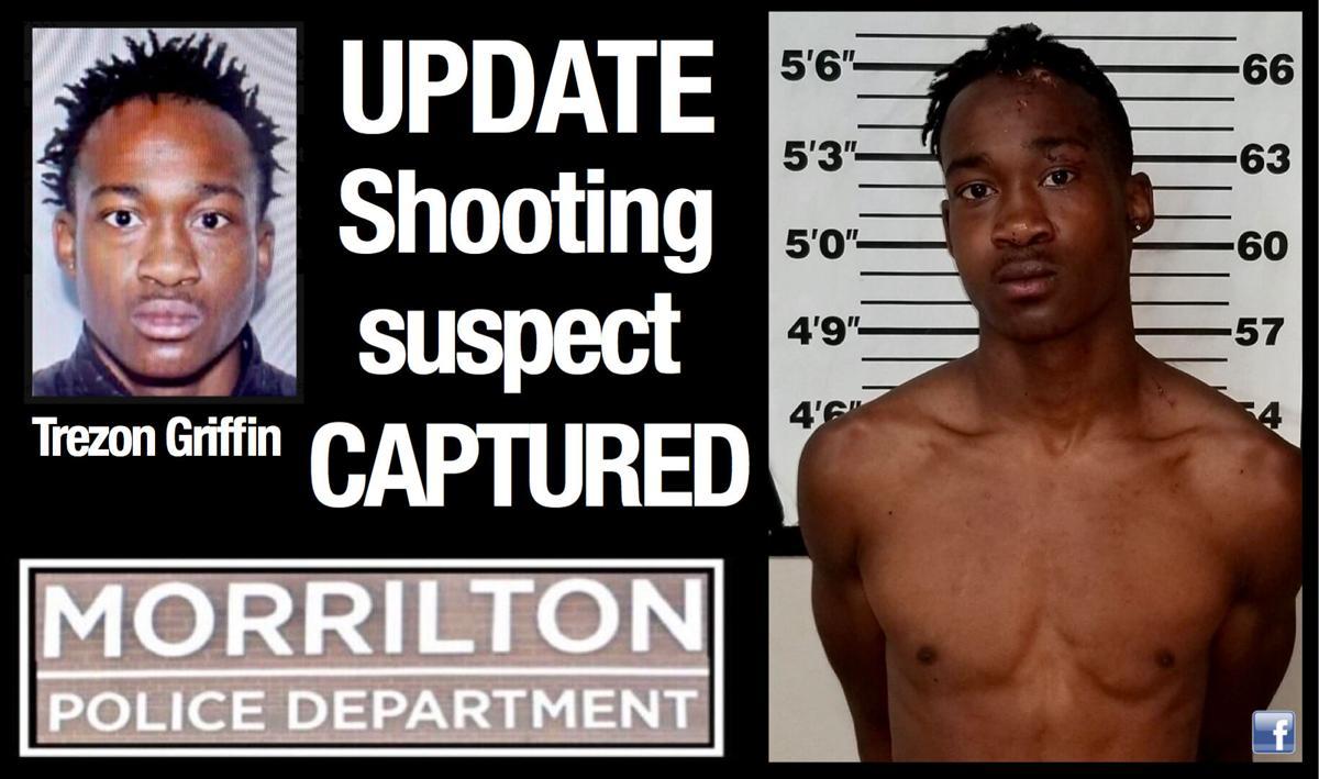 UPDATE: Morrilton shooting suspect apprehended