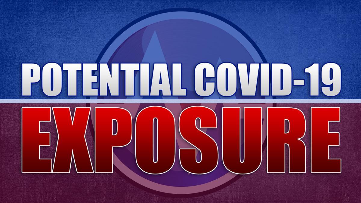 Potential COVID-19 Exposure