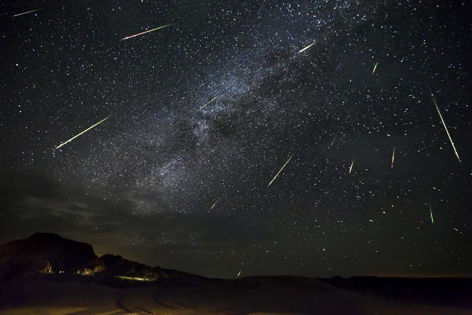 Perseid Meteor Shower expected Wednesday-Thursday night