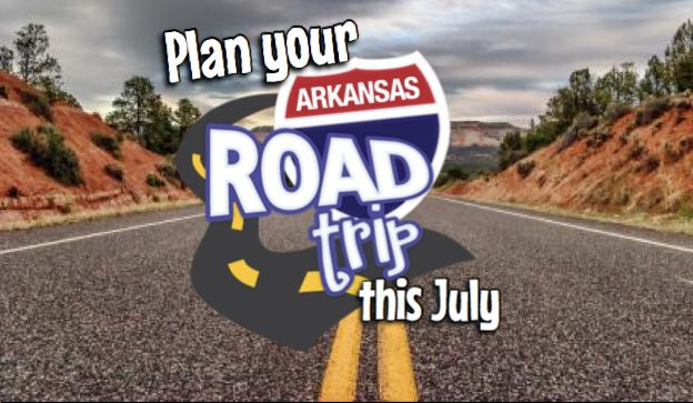 Plan your Arkansas Road Trip this July