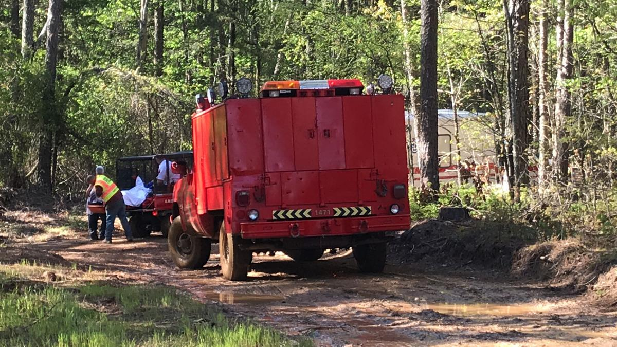 39-year-old rescued after falling from waterfall