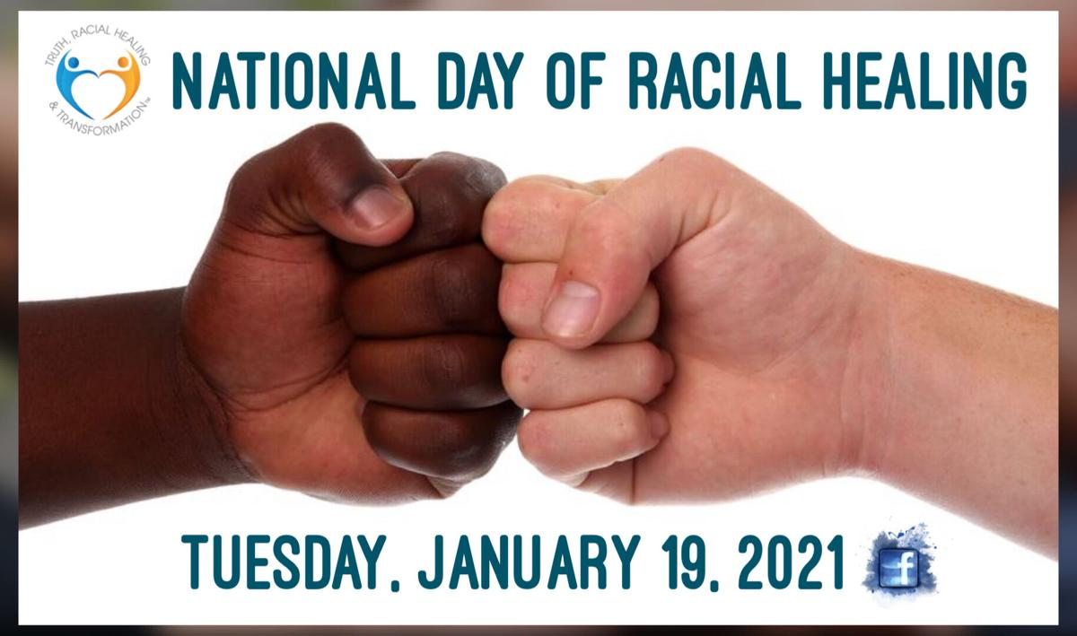 National Day of Racial Healing offers opportunities to create a more just and equitable world