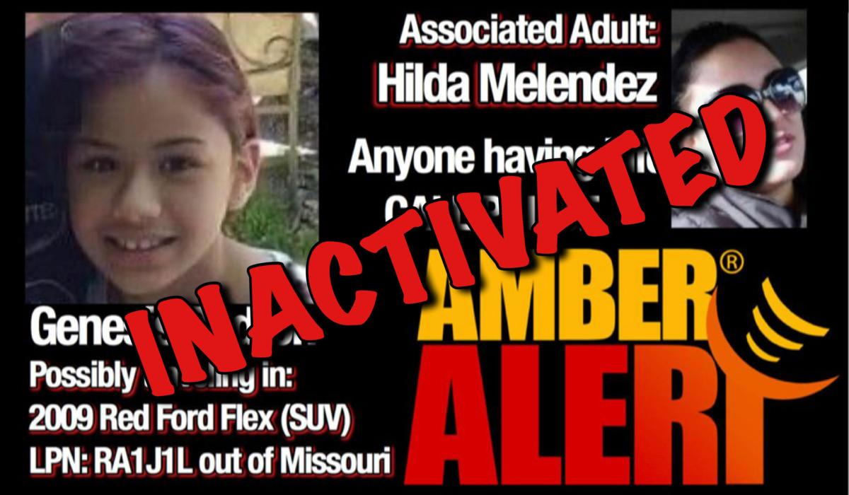Breaking Update Arkansas Amber Alert Inactivated For Missouri Girl National Rivervalleynow Com