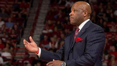 Coach Mike Anderson