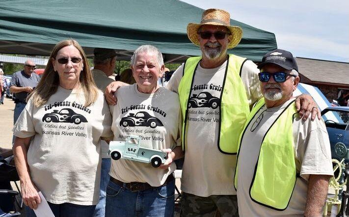 Car Show benefitting Ernie Gray deemed a success raising $18,000