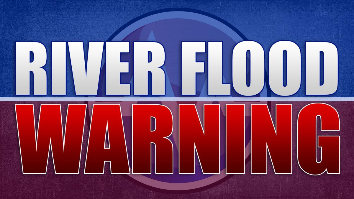 River Flood Warning extended until Tuesday morning