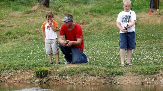 AGFC waives fishing license requirement during extended spring break in Arkansas