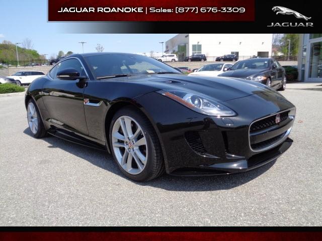 2016 BLACK Jaguar F-TYPE
